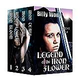Legend of the Iron Flower Box Set (Books 1-4)