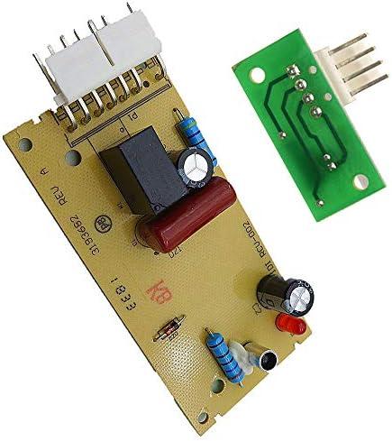 For Kenmore Refrigerator Ice Level Power Control Board # PR7676595PAKS243