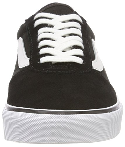 Vans Black A3il2iju Unisexe Sophie suede white Tissu canvas Chaussures Iju Noir Cuir on En Gar 7r57qwE