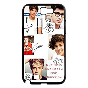 DDOUGS One Direction Brand New Cell Phone Case for Samsung Galaxy Note 2 N7100, DIY One Direction Case