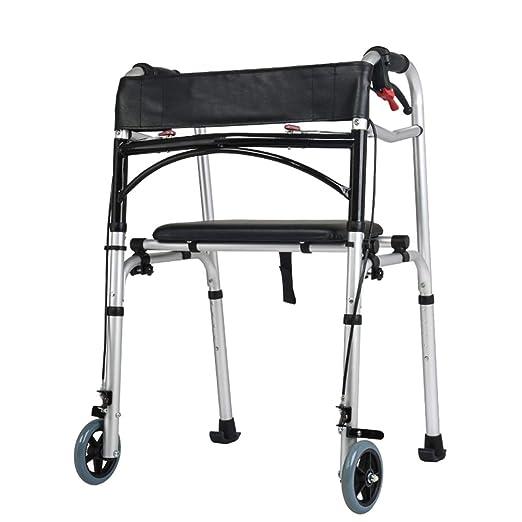 Tellgoy-Walker Mobility Drive Walking Aids 4 Ruedas Plegables ...