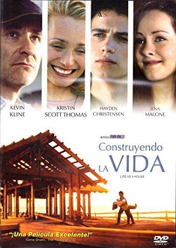 Construyendo La Vida (Life As a House) English Audio with Spanish & Portuguese Subtitles by Kevin Kline