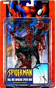 Spider-Man > Dual Web-Swinging Spider-Man Action Figure