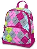 Backpack, Mini Backpack Argyle Prep