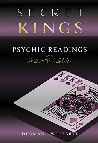 (Secret Kings: The Psychic Power of Playing Cards )