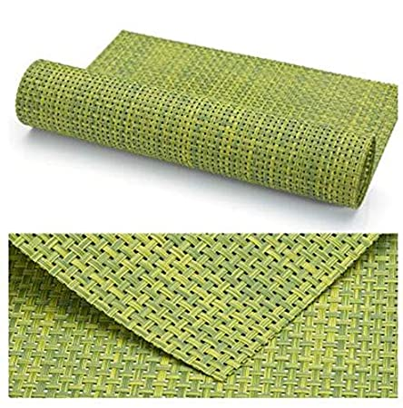 Compra B&D tapete de Mesa Rectangular de PVC con Aislamiento, 4 ...