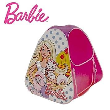 Barbie Pop Up Tent  sc 1 st  Amazon.com & Amazon.com: Barbie Pop Up Tent: Toys u0026 Games