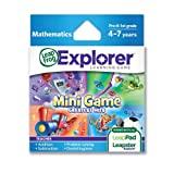 Software : LeapFrog Mini Game Greatest Hits Learning Game (works with LeapPad Tablets and Leapster GS)