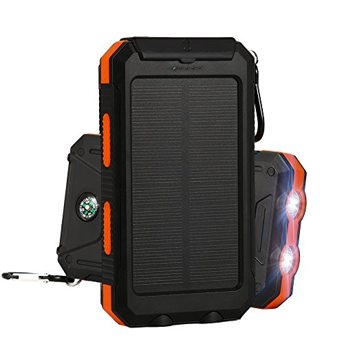 Best Travel Solar Charger - 7