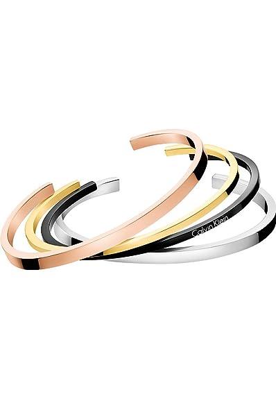 Calvin Klein Women'S Bracelet Stainless Steel Exclusive Size S 65 x 65 CM KJ0KDD30010S Hwi6Tpa