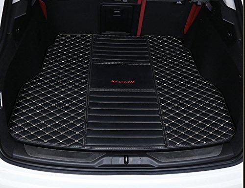 [해외]Eppar New Protective Rear Trunk Mats 1PC for Maserati Ghibli 2013-2016 (Black) / Eppar New Protective Rear Trunk Mats 1PC for Maserati Ghibli 2013-2016 (Black)