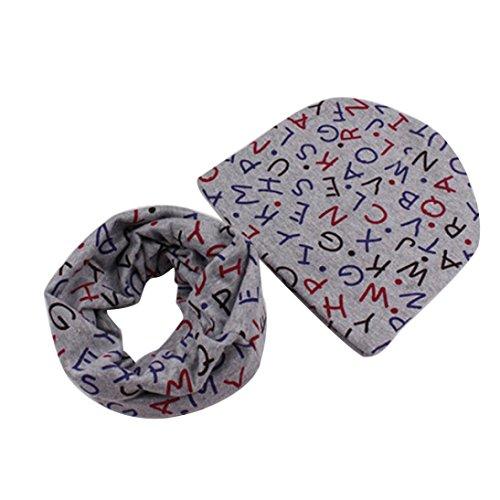 Boob Man Bib (Nikuya Infant Baby Winter Cotton Hat Scarf Set Camouflage (E#))