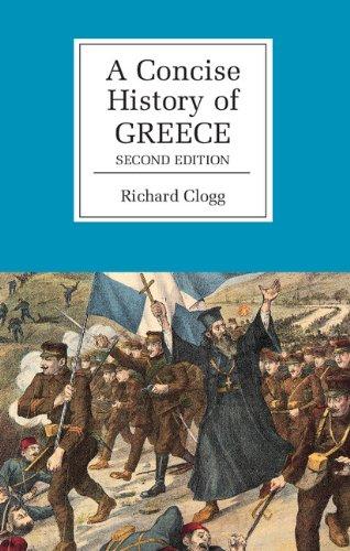 A Concise History of Greece (Cambridge Concise - Stores Cloggs