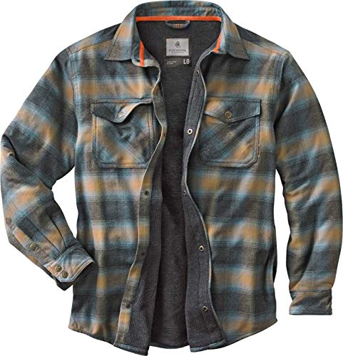 Legendary Whitetails men's winter essential Shirt Jacket