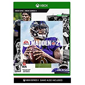 Best Epic Trends 51YbRDOXruL._SS300_ Madden NFL 21 – Xbox One & Xbox Series X