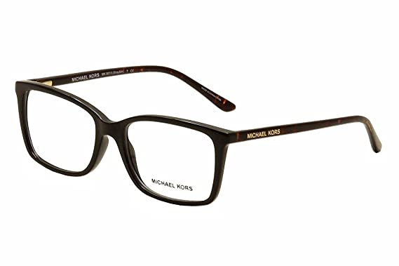 MICHAEL KORS Michael Kors Damen Brille »GRAYTON MK8013«, braun, 3057 - braun