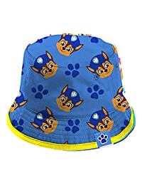 Paw Patrol Boys Bucket Hat Size Size 2-3X