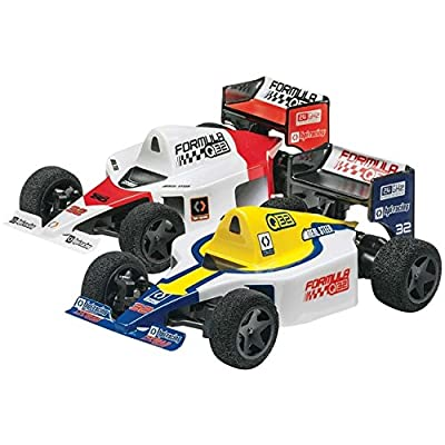 HPI Racing Q32 Formula One F1 1/32nd scale ready to run radio controlled car (Red body) HPI116710