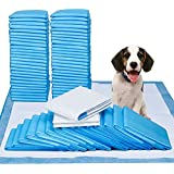 """Pee Pads- 100 Count - 23"""" x 24"""" Dog Pads for Puppy Training Pads by Petphabet"""