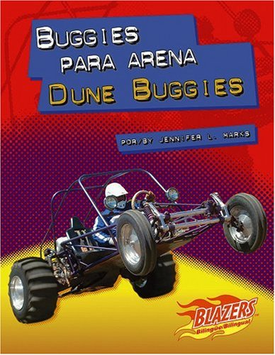 Buggies para arena / Dune Buggies (Caballos de fuerza / Horsepower) (Multilingual Edition) by Brand: Capstone Press