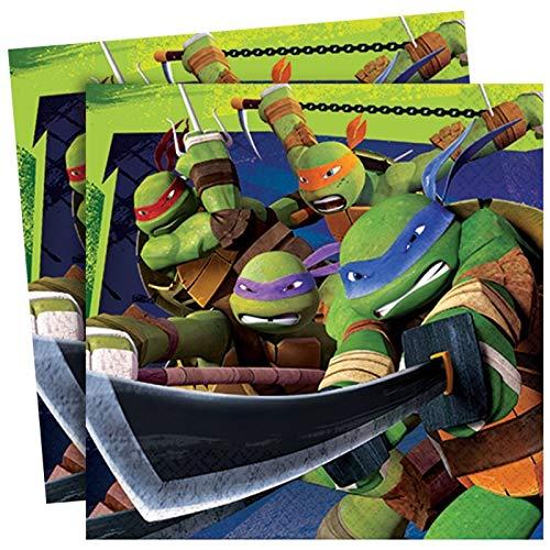 Vasara Servilletas Tortugas Ninja: Amazon.es: Hogar