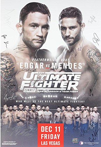 ultimate fighter season 20 - 1