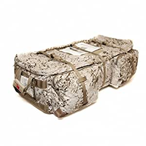 LBX TACTICAL Wheeled Loadout Bag, Inland Taipan, Large