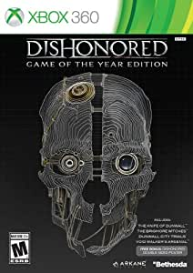 Dishonored: Game of the Year Edition - Xbox 360