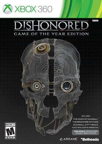 Dishonored: Game of the Year Edition (Pack Xbox Bundle 360)