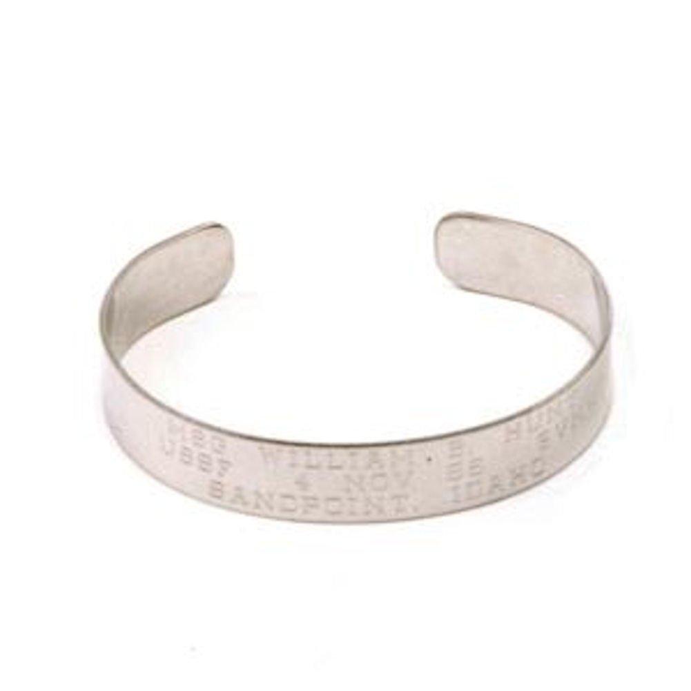 Vietnam Stainless Steel Bracelet (NAVY)
