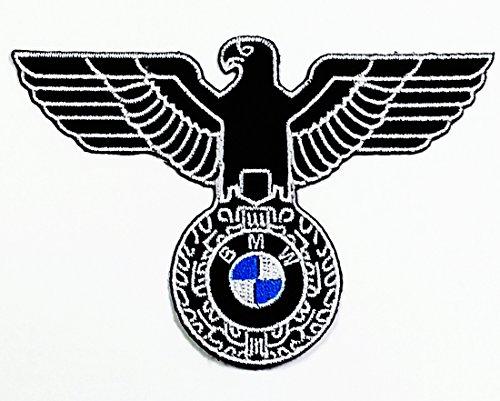BMW German Bundesadler Eagle Coat of Arms World WAR Ww Ii GS