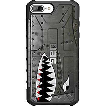 "LIMITED EDITION - Authentic UAG- Urban Armor Gear Case for Apple iPhone 8 PLUS/7 PLUS/6s PLUS/ 6 PLUS (Larger 5.5"") Custom by EGO Tactical- A10 Warthog"