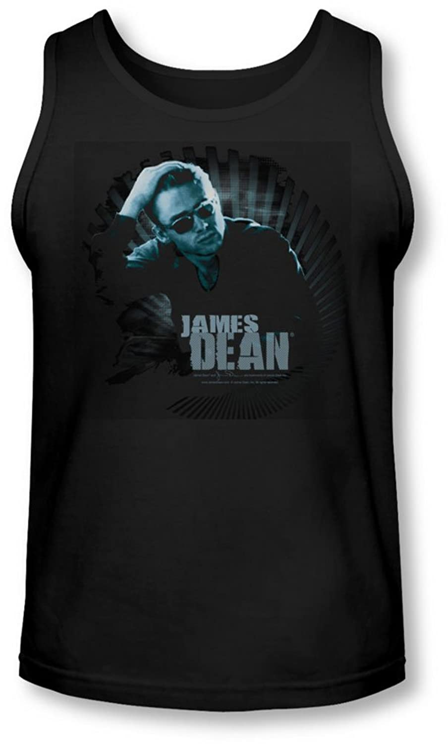 Dean - Mens Sunglasses At Night Tank-Top