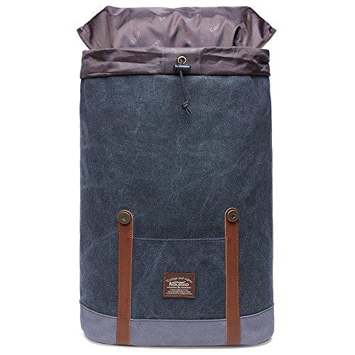 Cámping Deporte al de gris Azul Bolsa KAUKKO 16
