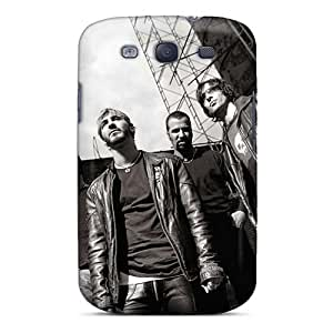 Anti-Scratch Hard Cell-phone Case For Samsung Galaxy S3 With Provide Private Custom Attractive Godsmack Band Pictures JohnPrimeauMaurice