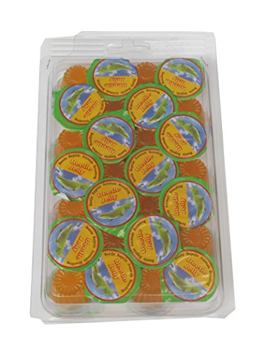 Namiba Terra 70201 Vorteilspack, 28 Stück Jungle Shop Herbivorep, Vitamin Jelly für Reptilien, 16 g pro Stück