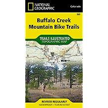 Buffalo Creek Mountain Bike Trails (National Geographic Trails Illustrated Map)