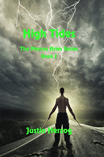 High Tides (The Marcus Aries Series Book 2) by [Herzog, Justin]