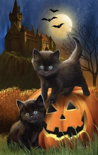 [Did We Scare you? 550 pc Jigsaw Puzzle] (Cute Halloween Names For Kittens)