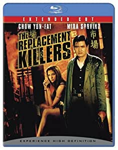 The Replacement Killers (Extended Cut) [Blu-ray]