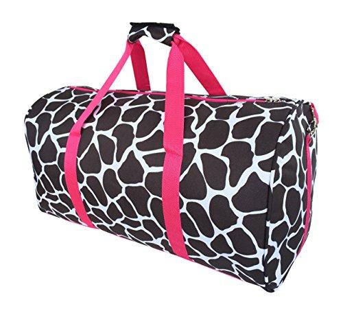 Fashion Travel Cheer Gym Duffle Bag 21