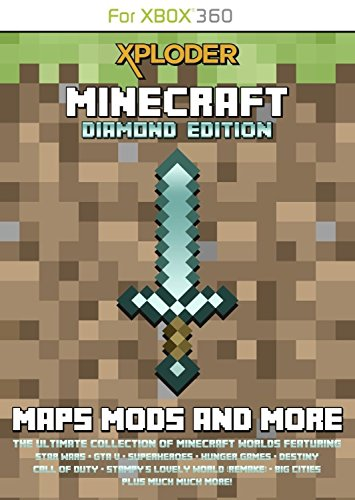 Xploder Minecraft Diamond Edition (Xbox 360) (Minecraft Xbox 360 Video Game)