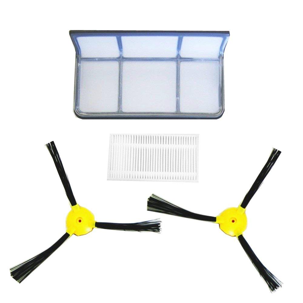 Repuestos filtros para aspiradora Hovo 600, 620 y 650