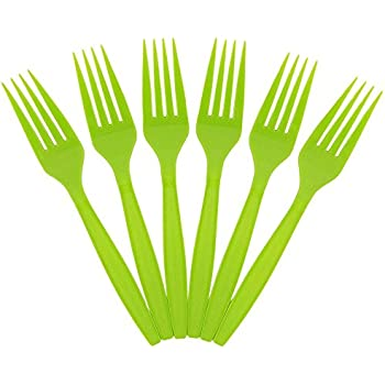 Amazon.com: Amscan 4546.53 Premium Assorted Party Cutlery ...