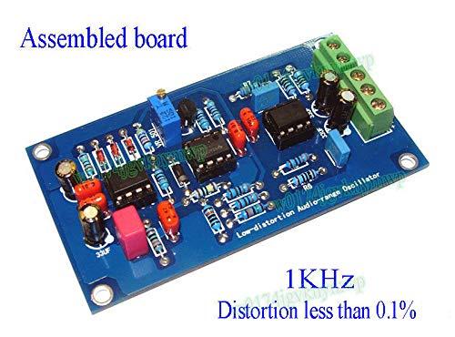 FidgetKute Assembled Low Distortion Audio Range Oscillator 1KHz Sine Wave Signal Generators