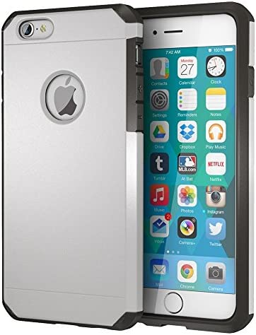 iPhone ImpactStrong Extreme Protection Silver product image