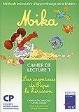 Mika : Cahier de lecture, numéro 1 : Les Aventures de Pique le hérisson (CP)
