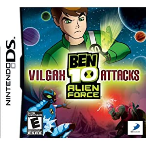 Ben 10 Alien Force: Vilgax Attacks - Nintendo DS