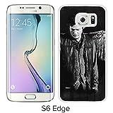 Walking Dead Daryl Dixon White Samsung Galaxy S6 Edge Screen Phone Case Unique and Luxurious Design