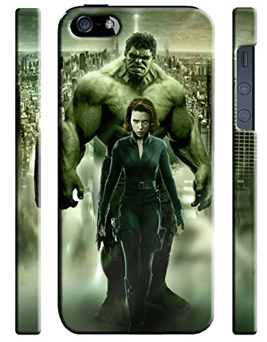 Hulk for Iphone 5 5s Hard Case Cover (hulk5)